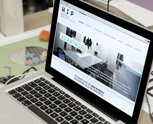 Site Web HIP