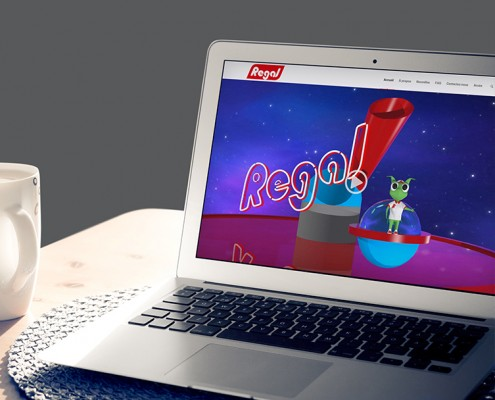 Site Web Regal