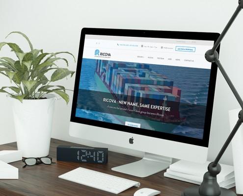 Site Web Ricova
